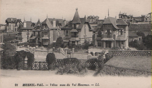 Royal Albion Hotel Charme Mesnil Val Plage